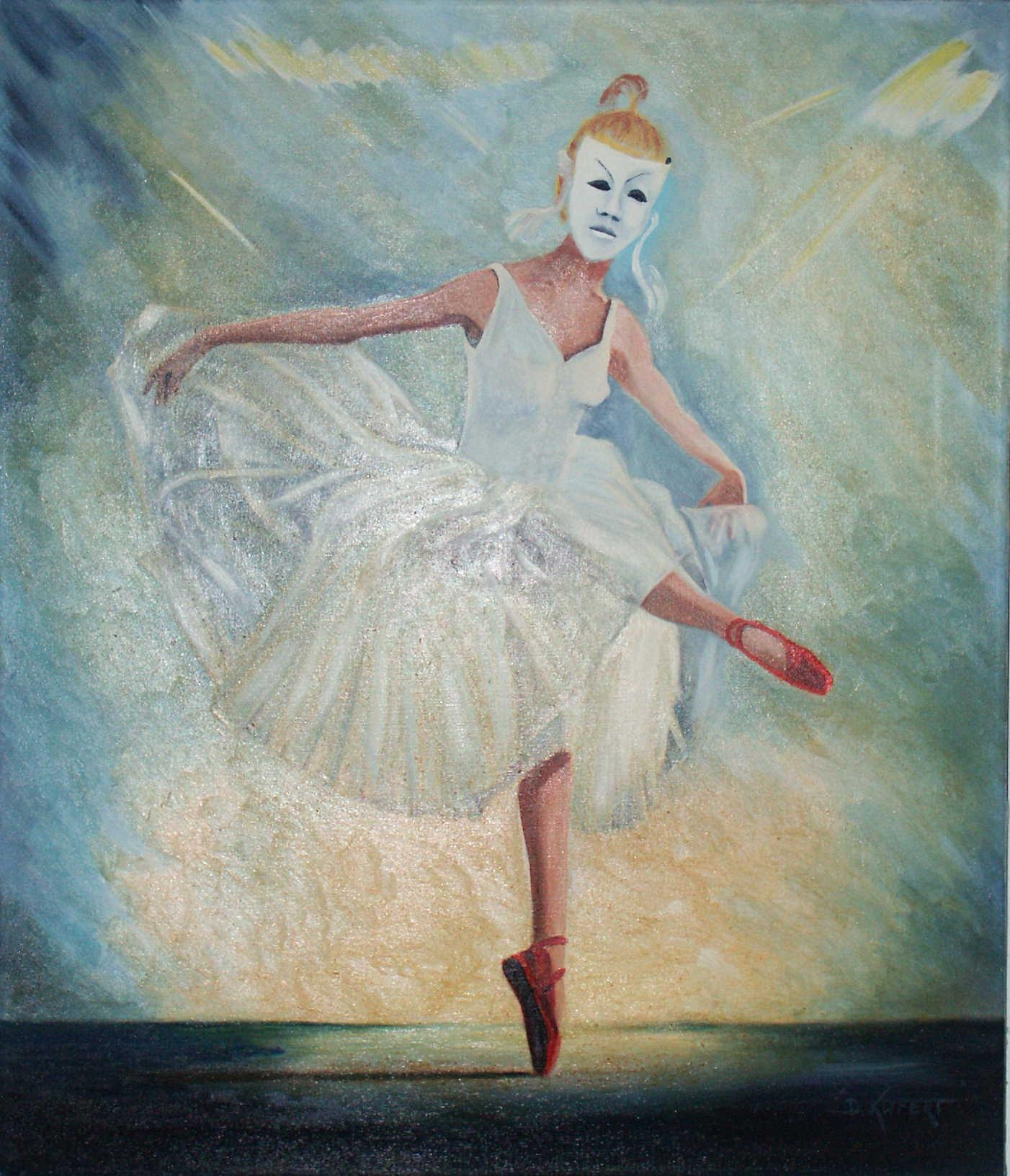 Die ballerina for Bild ballerina